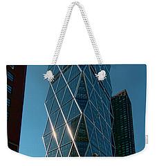 Hearst Building Weekender Tote Bag