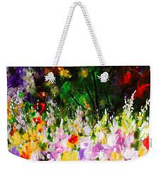 Heavenly Garden Weekender Tote Bag by Kume Bryant
