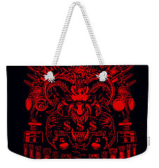 Hell Is Ur Choice Weekender Tote Bag by Tony Koehl