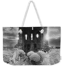 Helmsley Castle Weekender Tote Bag by Simon Marsden