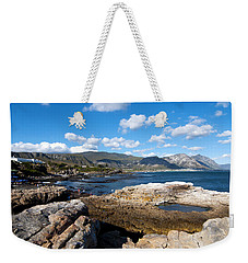 Hermanus Coastline Weekender Tote Bag