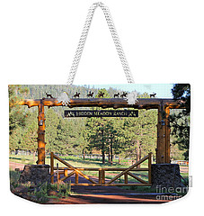 Hidden Meadow Ranch Weekender Tote Bag