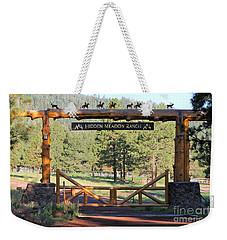 Hidden Meadow Ranch Weekender Tote Bag