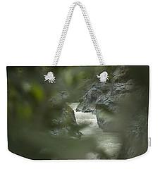 Hiding  Weekender Tote Bag