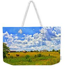 Highway D New Melle Mo Weekender Tote Bag
