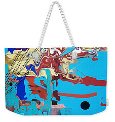 Hippopotomonstrosesquippedaliophobia Weekender Tote Bag