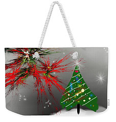 Holiday Card 2011a Weekender Tote Bag