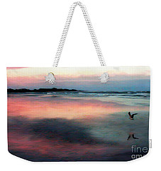 Homeward Bound Weekender Tote Bag by Patricia L Davidson