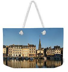 Honfleur  Weekender Tote Bag by Carla Parris