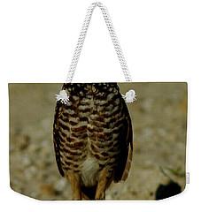 Hoo Are You? Weekender Tote Bag