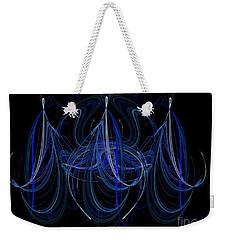 Hooked Weekender Tote Bag