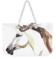 Horse - Julia Weekender Tote Bag