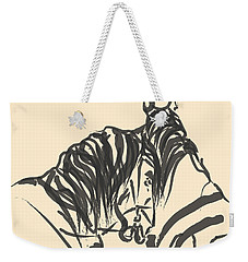 Horse - Together 9 Weekender Tote Bag