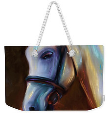 Horse Of Colour Weekender Tote Bag