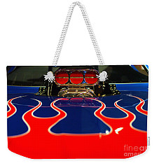 Hot Rod 4 Weekender Tote Bag