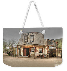 Hotel Arizona Weekender Tote Bag