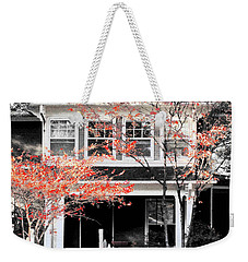 House In Cooper Young Weekender Tote Bag