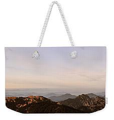 Huangshan Sunrise Panorama 2 Weekender Tote Bag