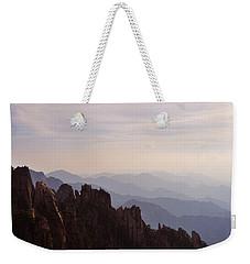 Huangshan Sunset Weekender Tote Bag