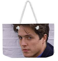 Hugh Grant Weekender Tote Bag