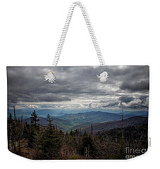 I Can See For Miles Weekender Tote Bag by Ronald Lutz