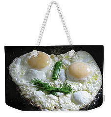 I Like To Cook Differently. Morning Creation. Weekender Tote Bag