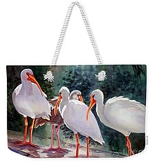 Ibis - Youngster Among Us. Weekender Tote Bag