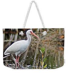 Ibis 1 Weekender Tote Bag