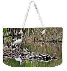 Ibis 2 Weekender Tote Bag by Joe Faherty