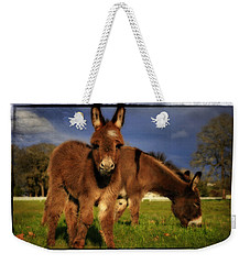 I'm A Star Weekender Tote Bag