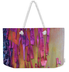 Weekender Tote Bag featuring the digital art Imagination by Richard Laeton