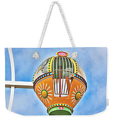 In Descent Weekender Tote Bag