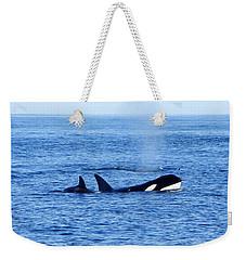 In The Great Wide Ocean Weekender Tote Bag by Marilyn Wilson