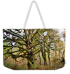 In The Rain Forest Weekender Tote Bag