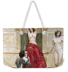 In The Venusburg Weekender Tote Bag