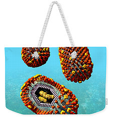 Influenza Virus Scene 1 Weekender Tote Bag