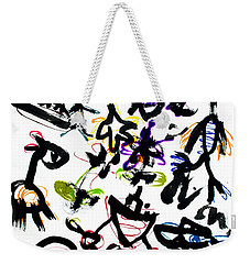 Inner Child Weekender Tote Bag