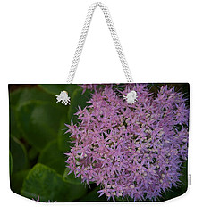 Weekender Tote Bag featuring the photograph Inner White by Joseph Yarbrough