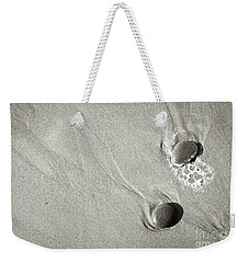 Inorganic Life Weekender Tote Bag