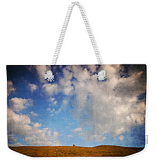 Into The Nowhere Weekender Tote Bag