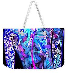 Intricate Woman Weekender Tote Bag