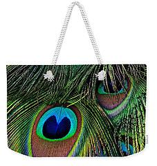 Iridescent Eyes Weekender Tote Bag