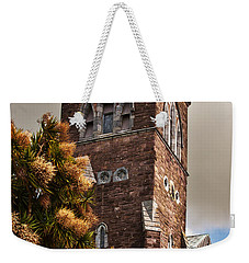 Irish Church Weekender Tote Bag