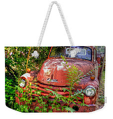 I've Towed My Last Tow.. Weekender Tote Bag