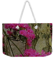 Japanese Painting Weekender Tote Bag