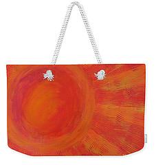 Joy In The Morning Weekender Tote Bag