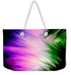 Jungle Nights Weekender Tote Bag