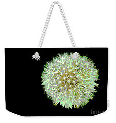 Weekender Tote Bag featuring the photograph Just Dandy by Cindy Manero