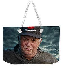 Ken Lees Weekender Tote Bag