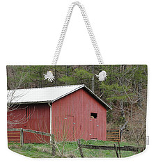 Weekender Tote Bag featuring the photograph Kentucky Life by Tiffany Erdman